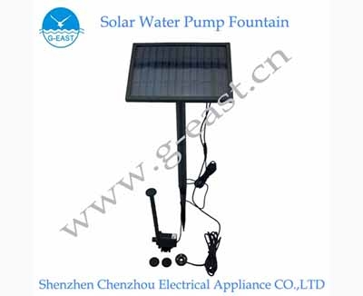 深度解析国内最大的太阳能水泵系统是如何建成