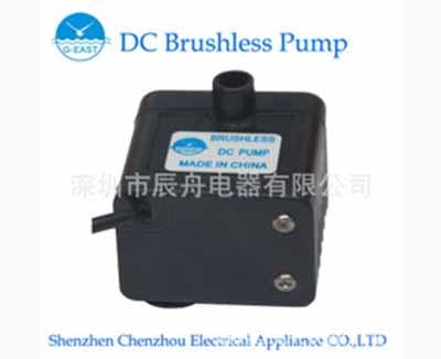 无刷直流水泵跟普通刷水泵相比有什么优势