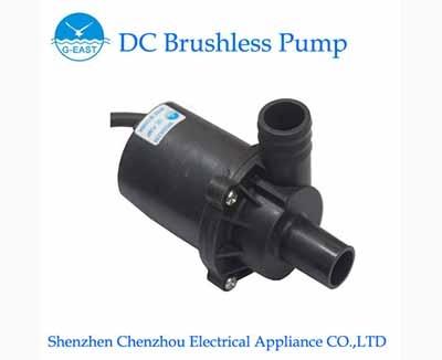 介绍无刷直流水泵和潜水泵的区别