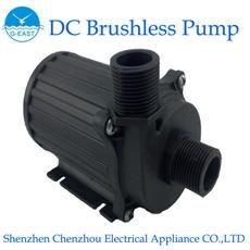 无刷直流水泵的安装方式