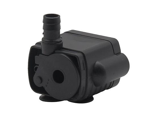 温度对无刷直流水泵的应用有影响吗
