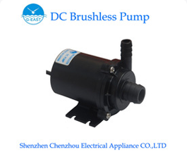 直流无刷水泵 CP40-3670