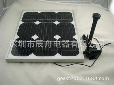 太阳能喷泉系统 CPS40-1230