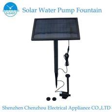 山东供应太阳能水泵喷泉