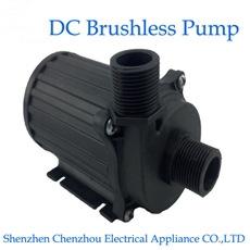 Installation method of brushless DC pump