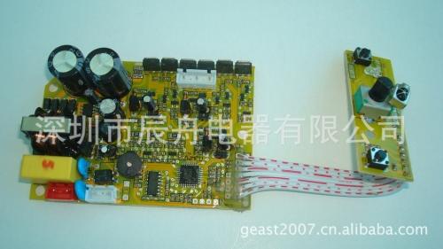 Bladeless fan motor controller