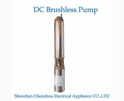 Supply solar water pump deep well pump