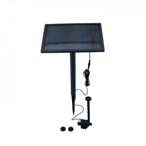 Supply of solar water pump fountain